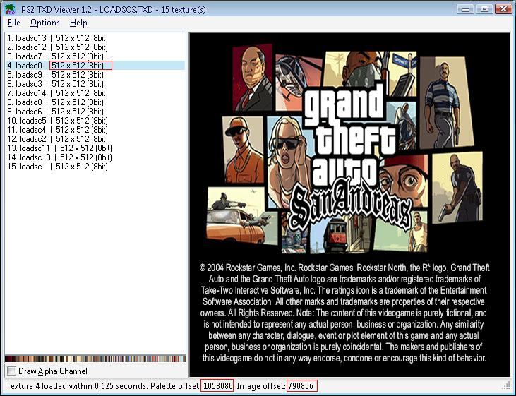 PS2 San Andreas modding - Tutorials - GTAForums